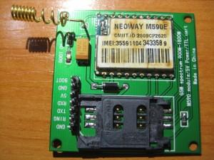 m590e gsm gprs module